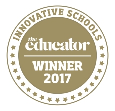 Innovative Schools medal 2017
